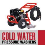 cold water presure