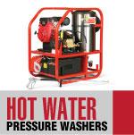 hot water pressure