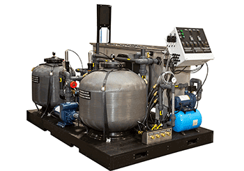 Mechanical Water Treatment Systems