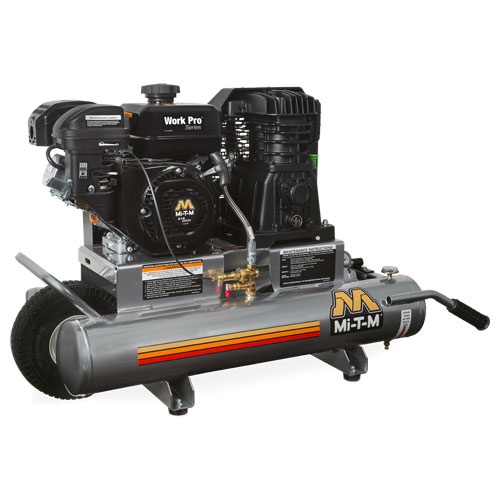 Work Pro Series Single or Two Stage Electric Gasoline