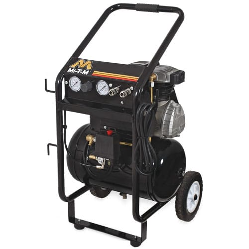 Work Pro Series Single Stage Electric